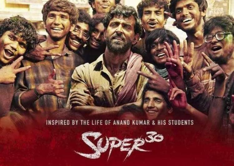 SUPER 30 BOX OFFICE COLLECTION IN INDIA | DAY-WISE NET EARNINGS