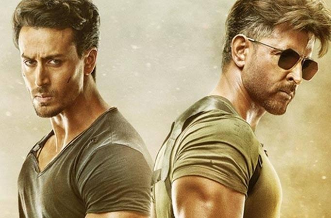Hrithik Roshan and Tiger Shroff's War Grosses 465+ crore worldwide