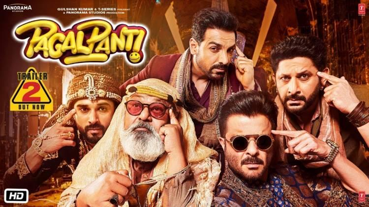 Pagalpanti Box Office Collection | Day-wise Net Earnings in India