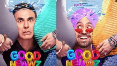 Good Newwz Official Trailer | Akshay Kumar, Kareena Kapoor, Diljit Dosanjh, and Kiara Advani