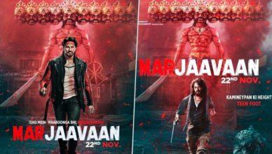 Marjaavaan Box Office Collection | Day-wise Net Earnings in India