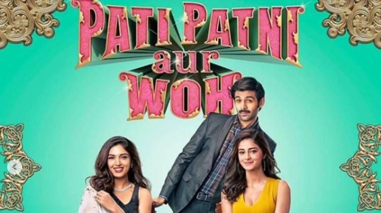 Pati Patni Aur Woh Official Trailer | Kartik Aaryan, Bhumi Pednekar and Ananya Panday