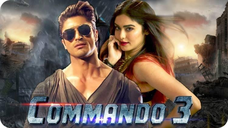 Commando 3 Box Office Collection | Day-wise Net Earnings in India
