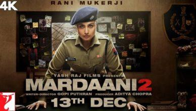 Mardaani 2 Box Office Collection | Day-wise Net Earnings in India