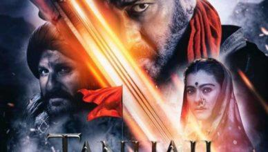 Tanhaji: The Unsung Warrior Box Office Collection | Day-wise Net Earnings in India