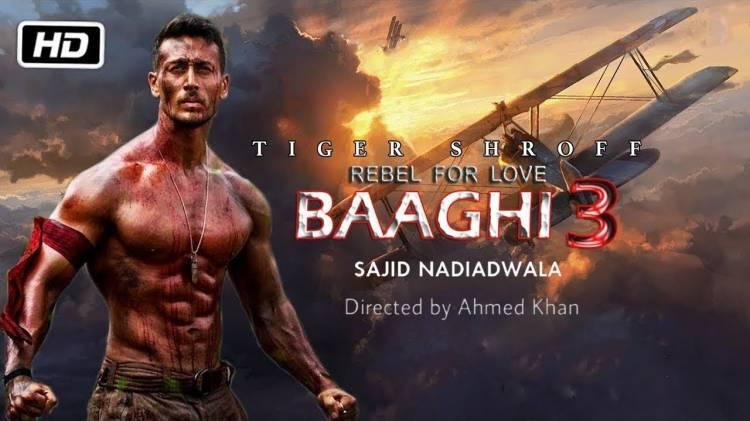Baaghi 3 Box Office Collection | Day-wise Net Earnings in India